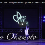 ダンス】世界で活躍してる日本人ダンサーShingoOkamotoの会場熱狂ダンスショーが凄すぎる!