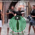【演奏】121万回再生!ビン笛を極めたイケメン5人組のカーリー・レイ・ジェプセンの曲をビン笛が凄い件