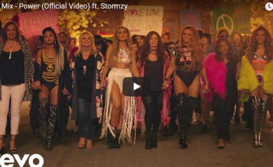 【歌】7316億万回再生!Little MixのPowerが圧倒的な歌唱力とオーラで圧巻パフォーマンス!