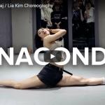 【ダンス】83万回再生!韓国人気ダンサーLia KimがNickiの曲で弾けまくりの振付で大発散ダンス♪