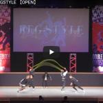 【ダンス】ダブルダッチ×ダンスで世界の頂点に立ったREG-STYLEのDDCJ FINAL 2017動画すげ!