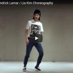 【ダンス】66万回再生!Lia KimがKendrick Lamarのラップでダンスし生徒から大歓声!