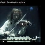 【演奏】12回再生!構想10年で実現したBetween Musicの人間を超えたすいちゅ演奏が幻想的に魅せる