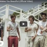 【歌】9.3億万回再生!One Directionのヒット曲「What Makes You Beautiful」が爽やかに心に響く歌で世界に拡散!