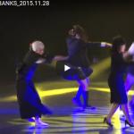 【ダンス】33万回再生!東京ゲゲゲイのお葬式ダンスが独特の世界観と演出でキレキレダンスで魅了する!