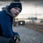 【歌】驚愕の35億万回再生!エド・シーランの第60回グラミー賞を受賞したShape of Youがイカし過ぎ!
