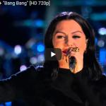 【歌】379万回再生!ジェシーJとジェニファー・ハドソンのコラボライブが才能の化学反応で最強の歌で魅了する!