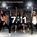 【ダンス】4138万回再生!韓国IMイントラのMina Myoungがビヨンセの7/11で熱いダンスで熱狂!