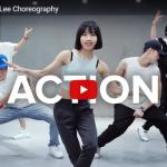 【ダンス】140万回再生!May J LeeがBoAのActionでメンズダンサーを引き連れ爽やかに踊る!