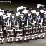 【演奏】753万回再生!大人数でのドラムラインがクオリティー高すぎて観客喝采!
