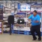 【ダンス】122万回再生!小太りの男性が店内で踊るダンスが凄くてネットで話題に!