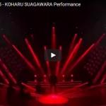 【ダンス】世界の舞台で踊る日本人ダンサー菅原小春のダンスに本場の会場が熱く喝采に!