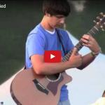 【演奏】187万回再生!15歳の少年のギターテクがヤバすぎて熱い声援!喝采!熱狂!
