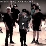 【ダンス】驚異の2891万回再生!BIGBANGのBANG BANG BANGの練習動画が凄過ぎる!とネットで拡散!