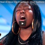 【ソング】8408万回再生!静かだけど心がぎゅっとされるほど感じる歌を歌う黒人女性の歌に、静かな勝利の鐘が鳴る。