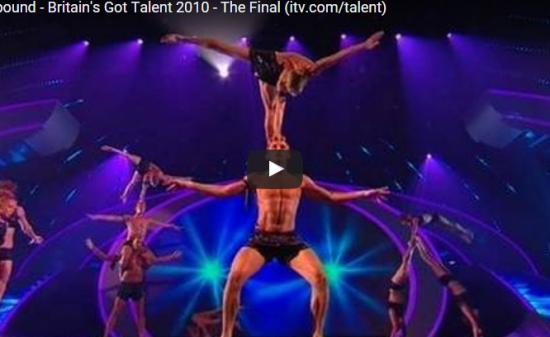 【ダンス】690万回再生!人体を極限まで鍛え上げた体操ダンスのパフォーマンスが度肝を抜く!