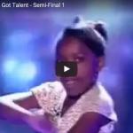 【ソング】2134万回再生!10歳の少女のJameliaのSuperstarが歌唱力が凄過ぎて観客が沸きあがる!