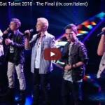 【ソング】262万回再生!13歳~15歳の美少年達が歌う歌が会場をコンサート会場に一気に変える!
