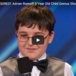 【演奏】116万回再生!英国版YOSHIKIか!ハードもクラシックも聴かせる9歳の男の子のピアノが凄過ぎる件!