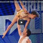 【ダンス】508万回再生!ダンス開始5秒からアクロバティックなペアダンスに会場も審査員も熱狂の渦に!