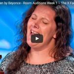 【ソング】2518万回再生!一流の審査員の心も強く打った男性刑務所職員35歳女性のビヨンセの歌!