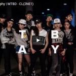 【ダンス】485万回再生!韓国人気スタジオダンサーMayJLee振付のCLのMTBDがセンスが光る!