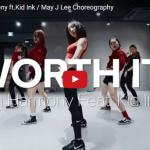 【ダンス】驚異の3586万回再生!韓国人気イントラMayJLee出演の フィフス・ハーモニーナンバー!