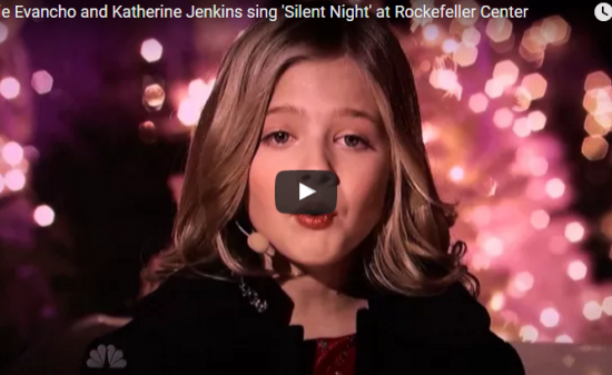 【ソング】56万回再生!10歳の天才少女とメゾソプラノ歌手とのコラボライブの歌が心を癒す!