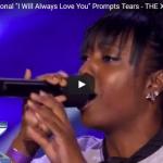 【ソング】3153万回再生!24歳女性の歌に審査員も涙する。動画を見ても涙がでる。これぞ本物の歌姫!