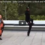 【ダンス】321万回再生!世界的チェリストのヨーヨーマと黒人ダンサーリル・バックの伝説のコラボ動画!