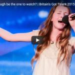 【ソング】1759万回再生!アイドル系女子が歌うのがホイットニー!懐疑的な審査員を裏切った歌とは!