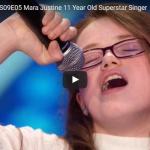 【ソング】1026万回再生!歌い始めてたった5秒で観客を沸かす11歳の少女の歌唱力が動画でも鳥肌!