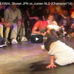 【ダンス】日本人も負けてない!11歳のブレイクダンス世界大会準優勝者のブレイカー「西田翔星」