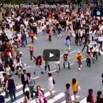 【ダンス】44万回再生!渋谷のスクランブル交差点の真ん中で信号が青の間のダンス!