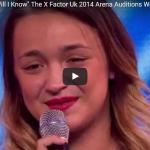 【ソング】64万回再生!16歳の少女の味のある歌が会場を包み込み心をがっしり掴んで会場を一つにする!