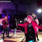 【ダンス】243万回再生!60歳のおばーちゃんのHIPHOPが凄い!大盛り上がり!