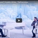 【演奏】6317万回再生!ネットで世界的ブレイクしたThe Piano GuysのLet It Goが心打つ