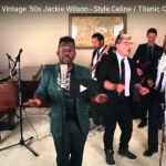 【歌】446万回再生!50年代風の曲にアレンジされたタイタニックの主題歌がセンス良すぎとネットで話題