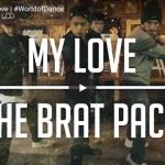 【ダンス】細かい音も切れっ切れに当てながらThe Brat Packのダンスがお洒落過ぎる!