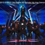 【ダンス】25万回再生!ガールズダンスの最高峰!話題のDM Nationダンスが凄すぎる!