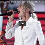 【歌】628万回再生!歌姫ルイザジョンソンのジェームスブラウンの名曲の歌唱力も凄過ぎて鳥肌立つ件!
