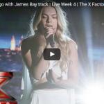 【歌】644万回再生!歌姫ルイザジョンソンが歌うジェームス・ベイの曲も一瞬で会場中が惹き込まれる歌!