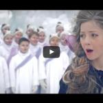 【歌】42万回再生!全世界注目!11才の少女が歌うアナ雪のLet It Goが壮大で歌唱力凄く心揺さぶる