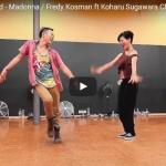 【ダンス】303万回再生!世界で活躍している菅原小春×Fredy Kosman!世界レベルの感性爆発!