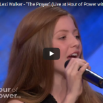 【歌】天才少女レキシー・ウォーカーと一流ヴァイオリニストの才女とのコラボが才能の爆発で素晴らしい歌!