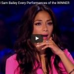 【歌】770万回再生!人生を一瞬で変えたサム・ベイリーのX Factor UK 2013メドレーが心涙!