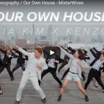 【ダンス】16万回再生!韓国の人気ダンサーLia KimとDA PUMPのkenzoのヒット動画が凄い!