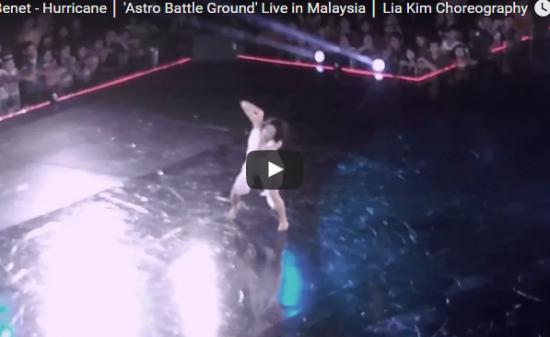 【ダンス】韓国の人気ダンサーLia Kimが世界のダンス大会で踊るコンテンポラリーに大歓声が湧く!
