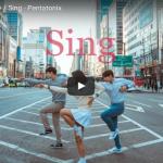 【ダンス】98万回再生!韓国人気ダンサーLia Kimが韓国の街中をイケメンダンサー2人と踊り歩く♪