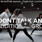 【ダンス】123万回再生!Lia Kim振付で踊る失恋ソングが見事に曲の世界を描きダンスでも切なくなる